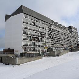 Front de neige – La Pierre Saint Martin (64)