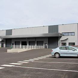 Bâtiment industriel St Alban (31)