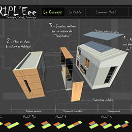 Maison Tripl'Eee
